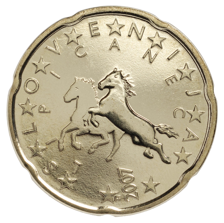 Slovene Euro Coins